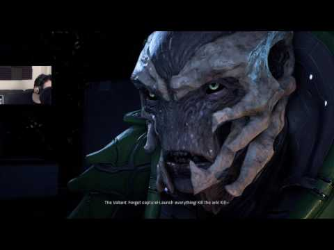 Mass Effect: Andromeda playthrough pt54- The Crazy Final Gauntlet!/Cora's Loyalty, EARNED