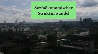 Sozioökonomischer Strukturwandel