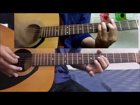 Zara si Dil mein De Jagah Tu - Romantic song Leads + Chords easy beginners lesson