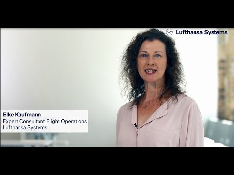 Meet our insiders - We're into IT - Flight Operations / Lufthansa Systems