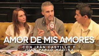 Irán Castillo y Juan Pablo Medina nos invitan a ver