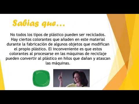 2 plástico y su clasificación 🌏 - YouTube