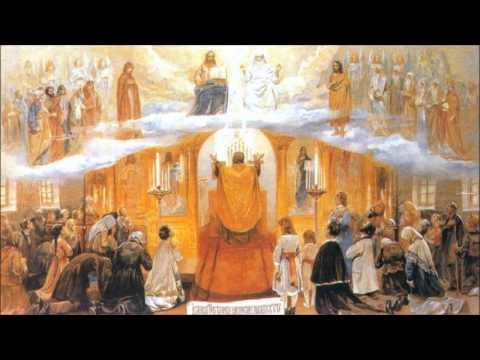 Слава Отцу и Сину, С. Рахманинов * Glory Be to the Father, S. Rachmaninov
