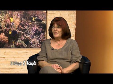 Eva Demski im Gespräch