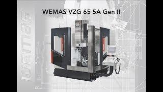WEMAS VZG 65 5A - Werkzeugwechsler