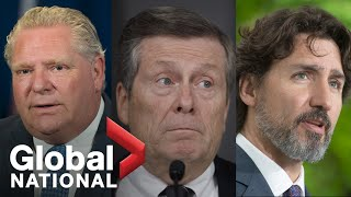 Global National: May 25, 2020 | Ontario struggling to flatten COVID-19 curve