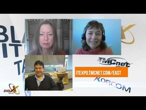 Blab.im Test: TMC Tehrani, Xorcom Bridger and DIDX Saleem and Bowen on ITEXPO East