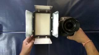 Digitek D300C Dual LED Video Light, HINDI, TECHNICAL ASTHA