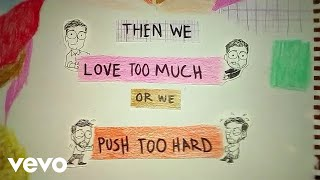 Keane - Love Too Much (Lyric Video)