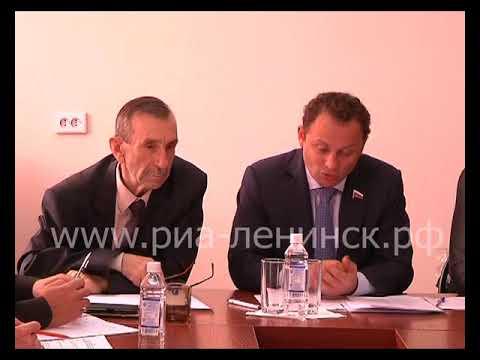 Ленинск-Кузнецкий посетил депутат Госдумы Павел Федяев