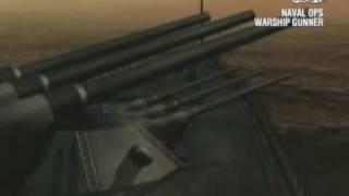 Naval Ops Warship Gunner Trailer