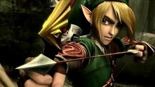 Secret Animated - The Legend of Zelda Movie Trailer (Video Pitch For a CGI Zelda Movie 2007)