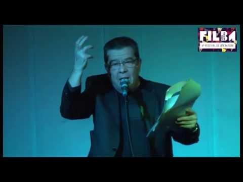 "FILBA: Tom Lupo, Casagrande, Timo Berger y Naranja ""Cabaret literario"" (lectura + música) 26/09/14"