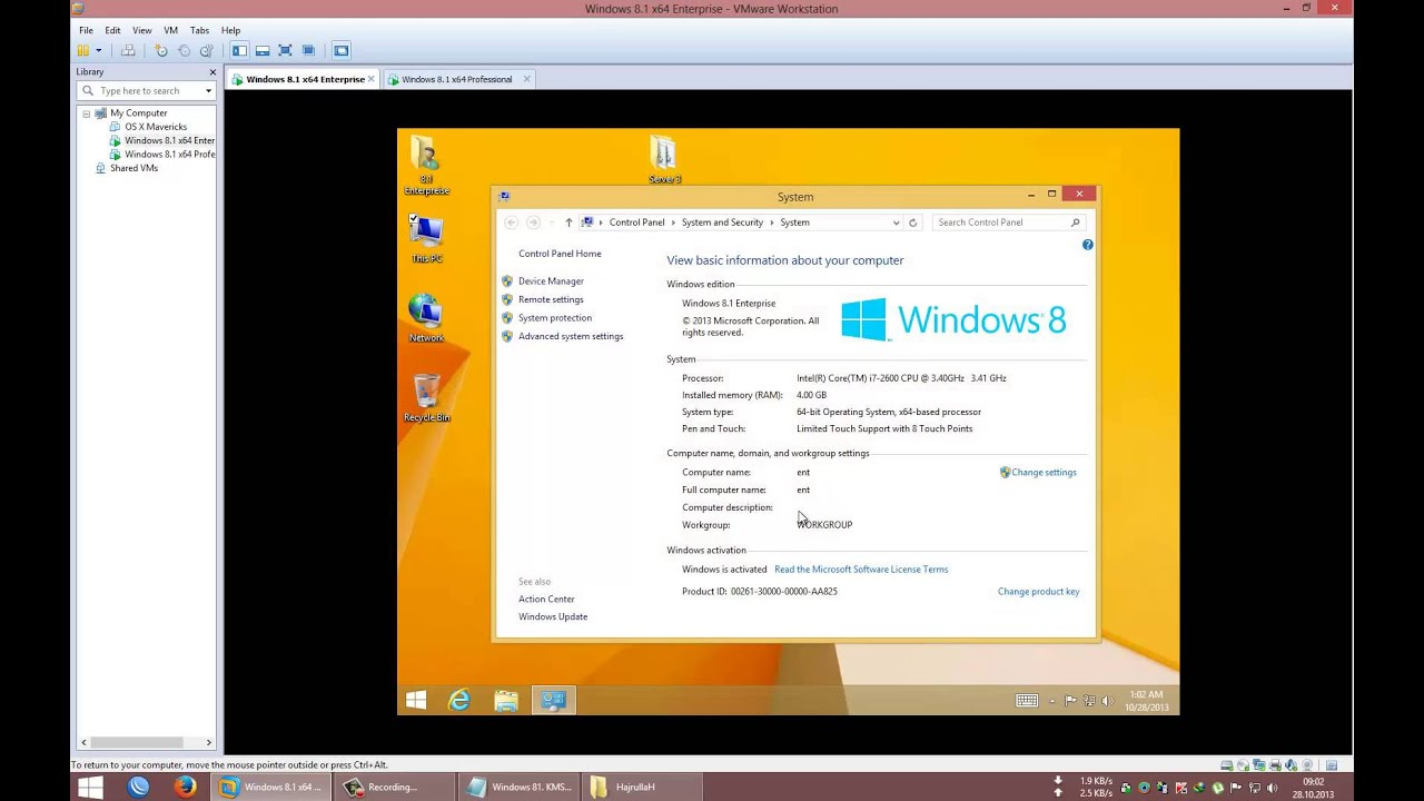 microsoft toolkit 2.5.4 windows 8.1 activator
