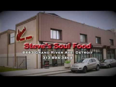 Steve's Soulfood Grand River Location