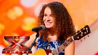 Megan Dallas is like a dream | Auditions Week 4 | The X Factor UK 2015