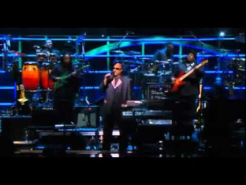 STEVIE WONDER - FOR ONCE IN MY LIFE - live