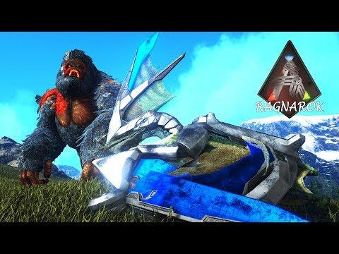 NUEVO MEGA BOSS Y SUPER BIÓNICOS! - RAGNAROK #20 - ARK: Survival Evolved