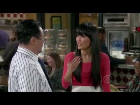 Hana Mae Lee on Mike & Molly