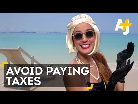 How To Avoid Paying Your Taxes