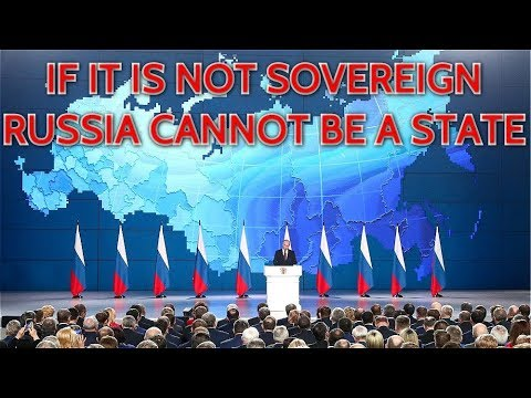 Putin: Russia Will Either Be Sovereign And Independent State Or Will Simply Cease To Exist!