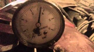 видео Давление топлива Ваз 2110, 2112, проверка давления топлива в рампе