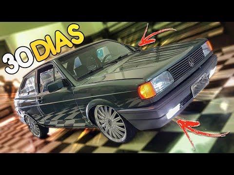 O GOLETA FICOU 30 DIAS ABANDONADO 😭 ‹ Bruno Garcia ›