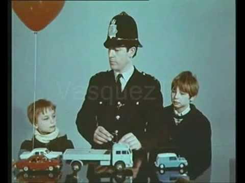 Dashing Into The Road (1970) - UK Public Information Film