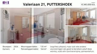 Koopwoning:  Valeriaan 21, Puttershoek