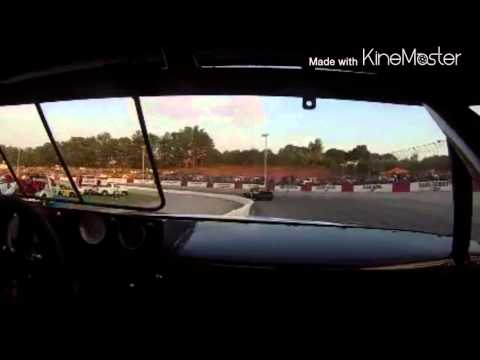 Greenville Pickens speedway pure stock 7-25-15