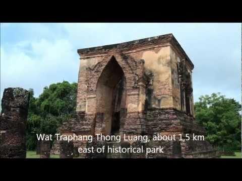 Wat Traphang Thong Lang, Sukhothai