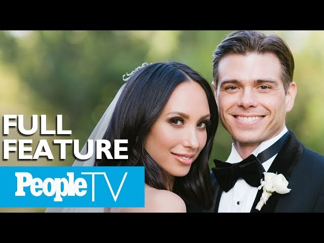 Inside Cheryl Burke & Matthew Lawrences Intimate San Diego Wedding | PeopleTV