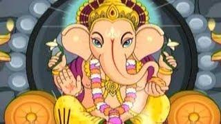 Sukhkarta Dukhaharta , Ganpati Aarti - Marathi Animated Song