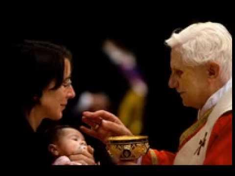 Benedetto XVI Eucarestia
