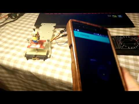 Sprinklers Control By Raspberry Pi And Blynk On An Iphone