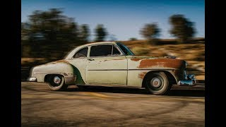 1952 Chevy Styleline Deluxe Coupe ICON Derelict