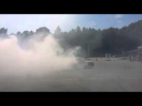 Driftsport-Muenchen B12 Treffen Drift Show