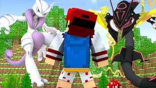 Minecraft: LENDÁRIO BOSS SHINY - POKEMON CHAMPIONS #24 ‹ AMENIC ›
