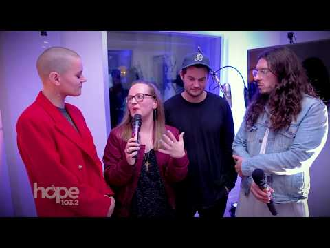 Hillsong United Wonder Interview with Taya Smith, JD and Matt Crocker