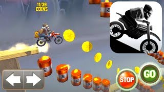 BIKE BARON: Gameplay Part 1 & Review (iPhone, iPad, iOS Game)