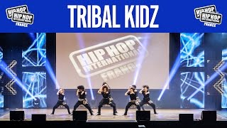 Tribal Kidz - (Junior 1ère Place) au HHI France 2015