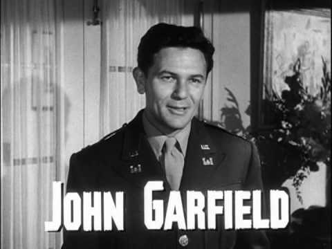 Gentleman's Agreement is listed (or ranked) 6 on the list The Best John Garfield Movies