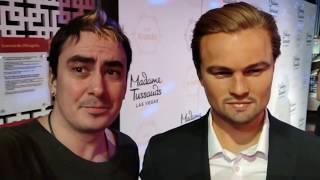 The Leonardo DiCaprio Wax Figure In Las Vegas Is Very Realistic
