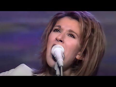 CÉLINE DION - Falling into you (Live / En public) 1996