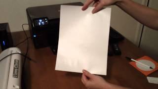 Printing On Printable Vinyl
