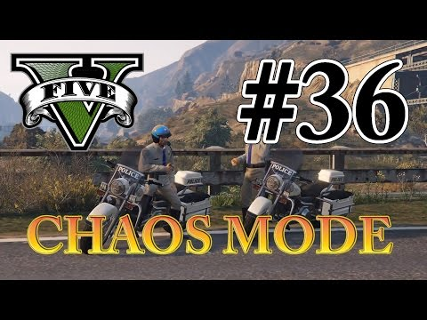 GTA 5 - Mission 36: I Fought The Law... [CHAOS MODE]