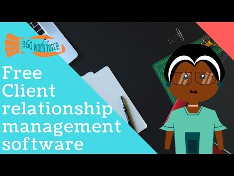 Free Client Relationship Management Software
