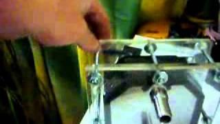 Генератор газа Брауна 16 пластин