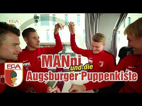 Matze Knop stattet dem FC Augsburg einen Besuch ab