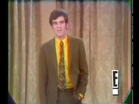 Steve Martin standup on The Smothers Brothers 1968